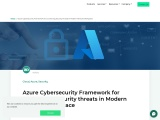 Azure Cyber Security by Adfolks