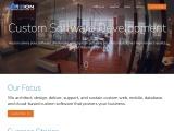 Custom Software Development Company in Dallas – Aezion Inc.