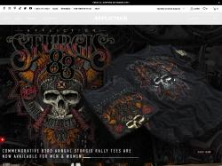 Affliction Clothing (International) screenshot