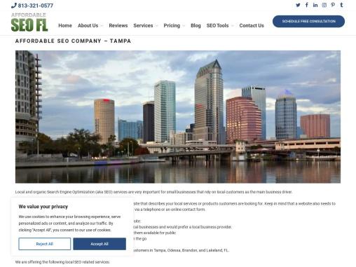 SEO Tampa