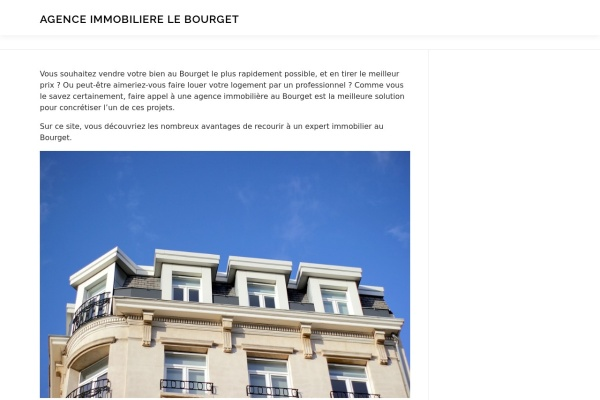 www.agence-immobiliere-le-bourget.com