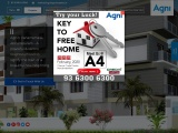 Agni Estates Flats, Apartments, Villas For Sale in Chennai | Best Builders in Chennai