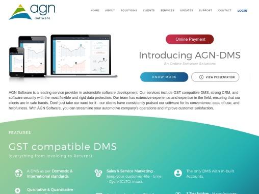 Automobile Dealership Management Software, GST Compatible DMS .