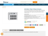 3 Phase AC Sources./ EAC Series 1 Phase
