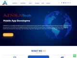 AINRATech Solutions AI Powered creative and strategic tech solutions
