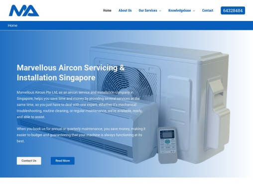 Affordable Aircon Installation & Reliable Aircon Servicing Singapore