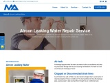 Aircon Pipe Leaking Water Servicing in Singapore at Low Cost
