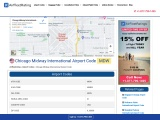 Chicago Midway Airport Code – Airfleetrating