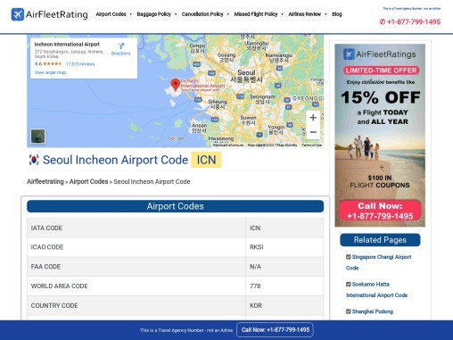 Find ICN Three Letter Code Here.