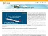 Book Cheap Flight Delta Airlines Toll Free Number & Also Get a Chance to Fly for Free With The World