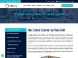 Horizontal Laminar Airflow Unit