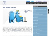 Shot blasting machine price in India | Shotblasting machines manufacturers in India