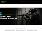 Airsoft Guns, Ammo & Accessories.