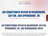Air Conditioning Repair in Springboro