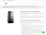 Refrigerator Repair | Airwin Aircon