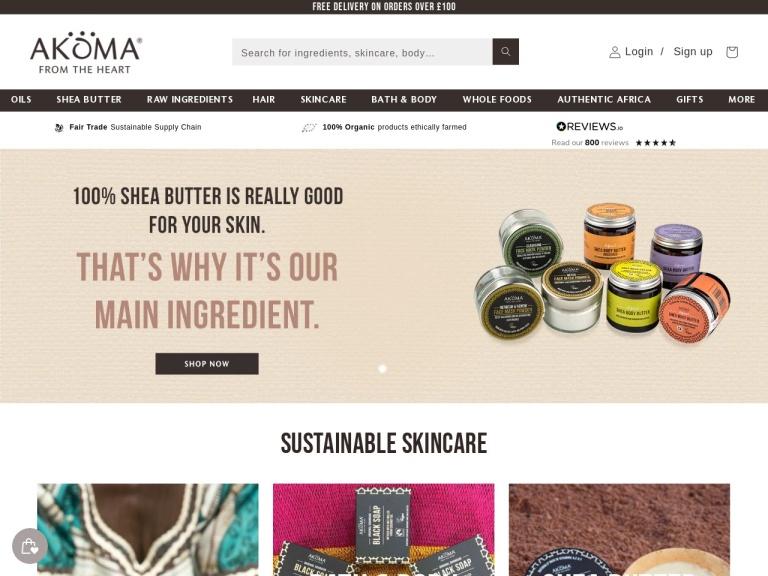 Akoma Free Delivery screenshot
