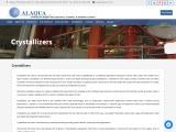Crystallizer Supplier In USA | Alaqua INC