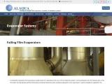Evaporator System   Alaqua INC