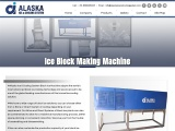 Ice Block Making Machine (Alaska Ice and Cooling System)