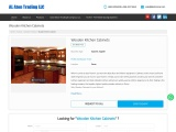 Wooden Kitchen Cabinets Importers