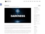 Darkness blog by Marilyn Taplin