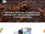 Fumigation Pest Control Services