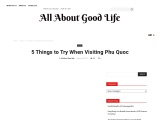 5 THINGS TO TRY WHEN VISITING PHU QUOC