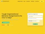 Best Organizational Behaviour Assignment Writing Help In Australia