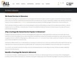 Dumpster Container Rental Edmonton