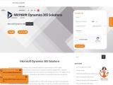 Microsoft Dynamics 365 Solutions