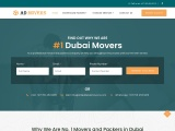 Movers and packers in Dubai, House Movers in Dubai
