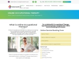 Online Occupational Therapy Services