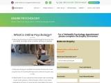 Online psychology in Australia
