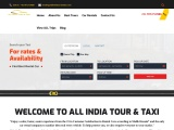 Local & Outstation Taxi Service | Best Taxi Service Provider in India