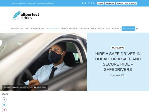 Safe Driver Dubai   SafeDriver