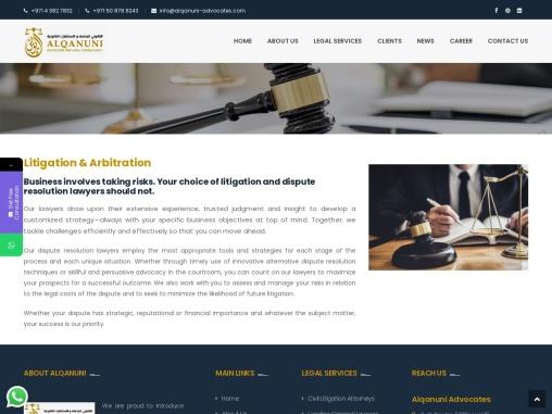 Business Setup Lawyers in Dubai   Business Lawyer Dubai   Alqanuni Advocates