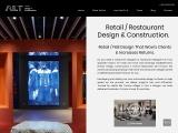 Retail Design Firm | ALT Design & Construction Project Reference: Evisu – Hong Kong