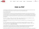 Converting XML To PDF Easily – Altsoft