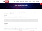 Know Why XSL-FO to PDF is Advantageous for You