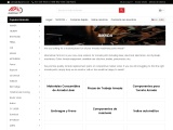 Amada America Machinery Replacement Parts & Used Equipment