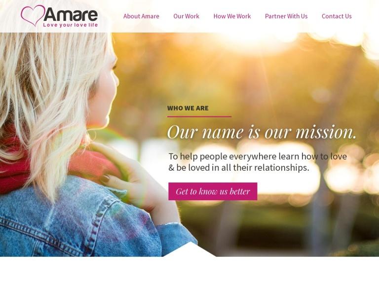 Amare Discount Codes screenshot
