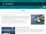 Aquamarine Repair Services   Marine Electrician Gold Coast