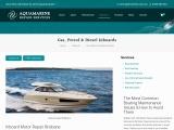 Gas, Petrol & Diesel Inboards | Rebuilt Engines
