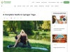 A Complete Guide to Iyengar Yoga