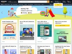 Amazon.in screenshot
