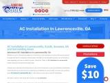AC Installation in Lawrenceville, GA