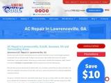 Air Conditioning Repair in Lawrenceville, GA