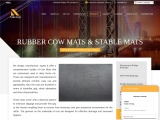 Best cow rubber mat manufacturers in india