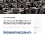 Stainless Steel 304 Flanges Supplier