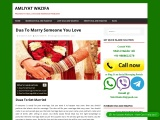 Islamic Dua For Marriage with a Loved One